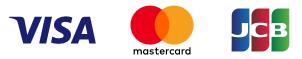 omise visa master jcb logo